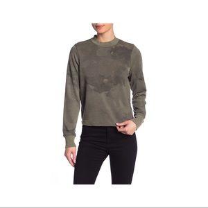 NEW Alternative mockneck knit sweatshirt
